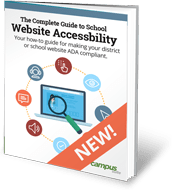 School Website ADA Compliance Planning Guide