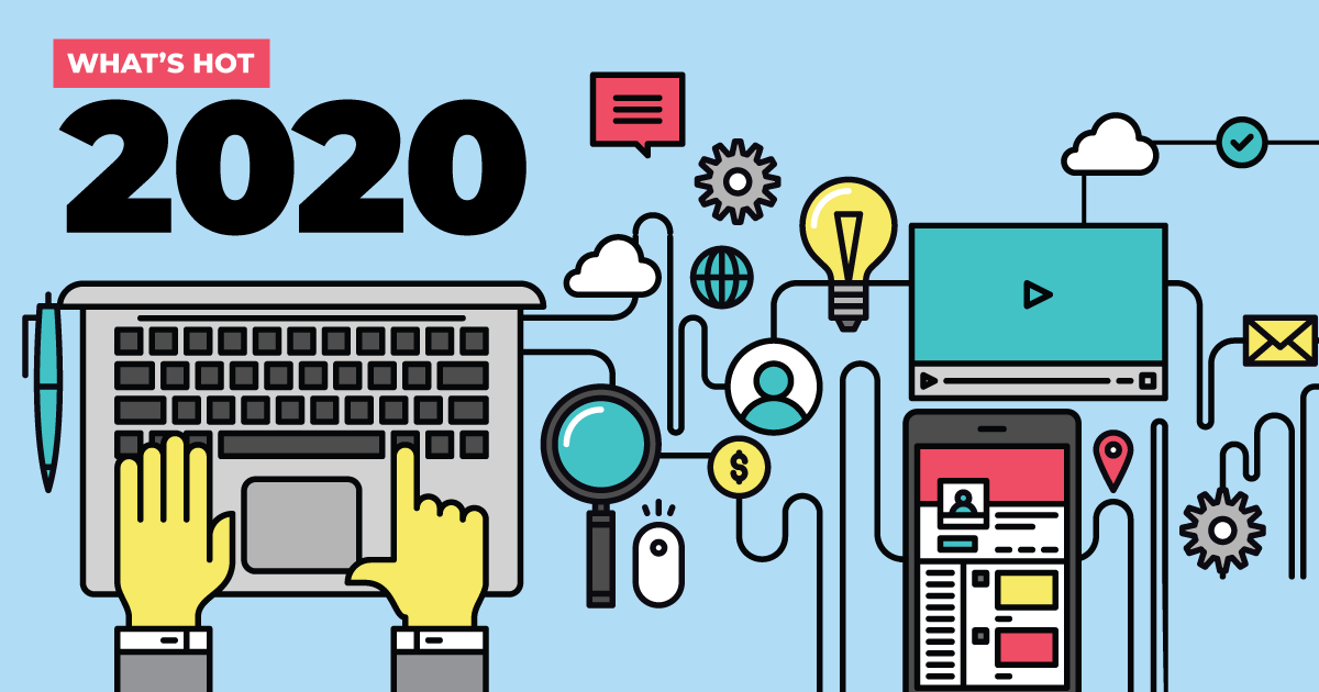 Read What's Hot for 2020 in School Communication