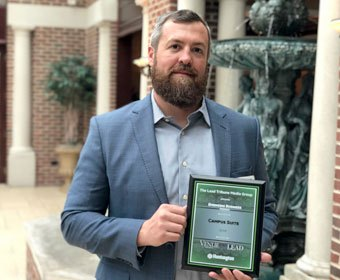 Read Campus Suite Earns Business Award for Continued Growth