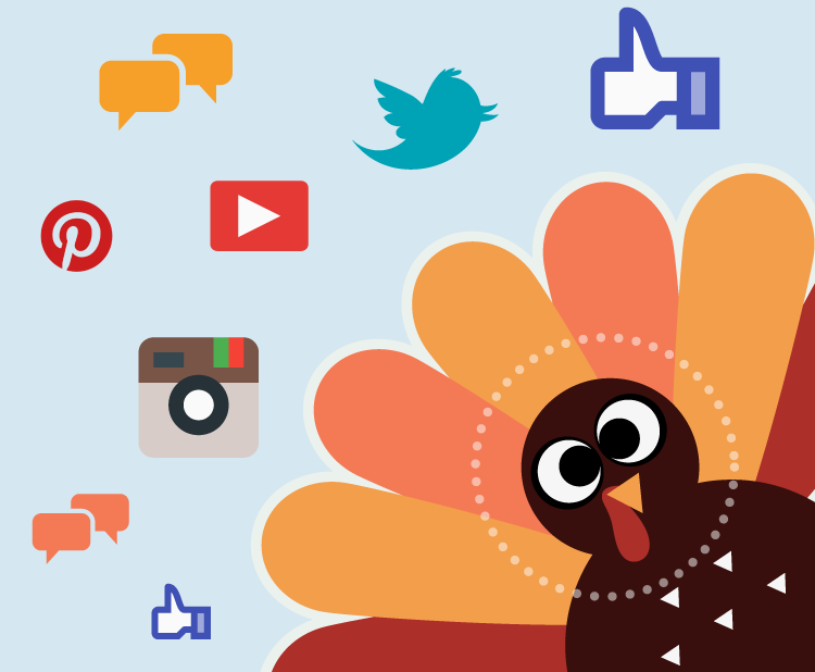 Read Don't Go 'Cold Turkey' on your School Social Media