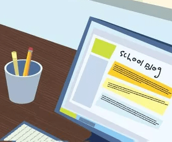 Read 5 Easy Steps to Creating an Effective School Blog