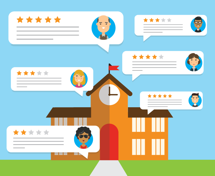 Read How to Build Positive Online Reviews for Your School