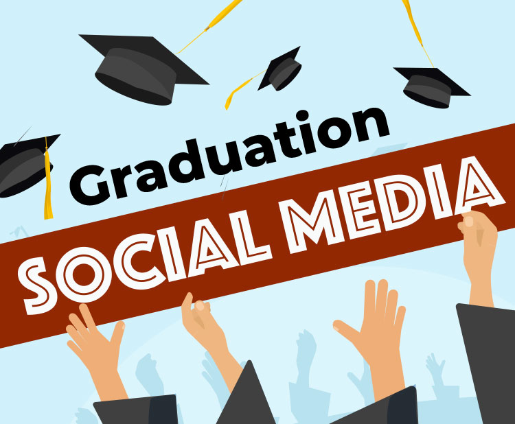 Read How to Use Graduation and Social Media to Promote your School Brand