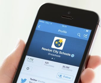 Read How to Create a School Twitter Account