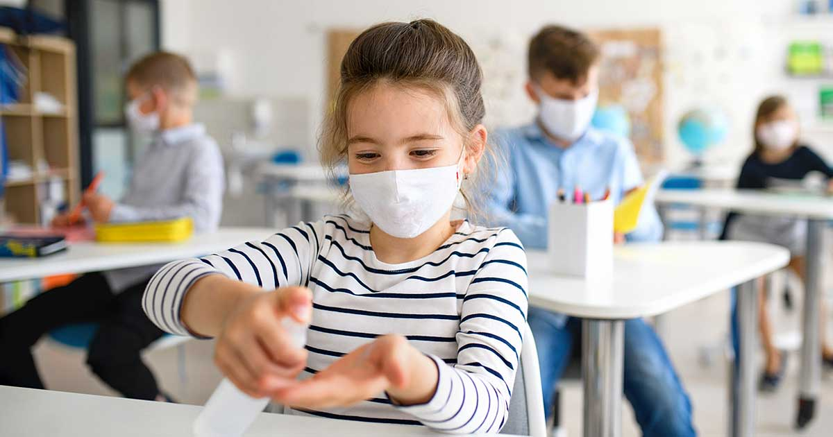 Read Flash Poll: Masks in the classroom?