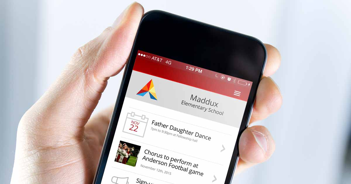 Read A 7-point Checklist for your School Mobile App