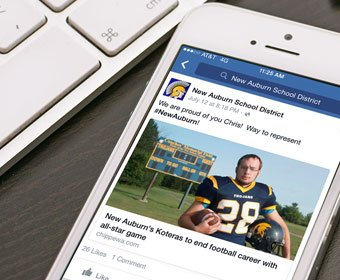 Read 7 Keys to Creating the Perfect School Facebook Page