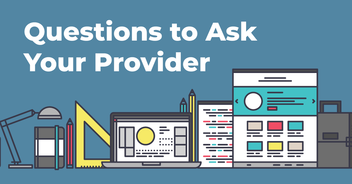 Read 5 hard questions to ask your school website provider