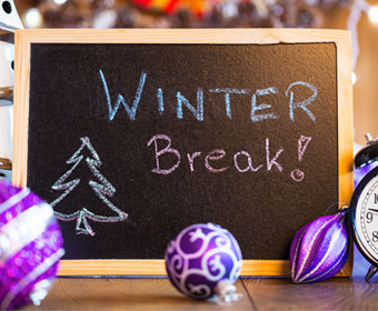 Read 5 holiday break 'to-dos' for every school communicator